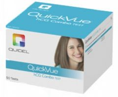 QuickVue One-Step hCG-Combo