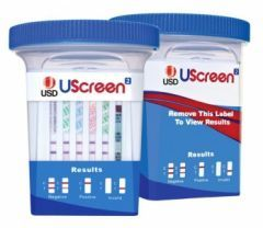 UScreen2 12-Panel Drug Test Cups